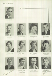 Page 14, 1936 Edition, Maplewood Richmond Heights High School - Maple Leaves Yearbook (Maplewood, MO) online yearbook collection