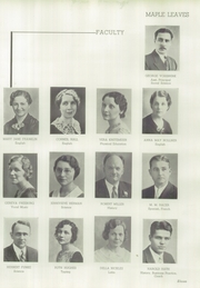 Page 15, 1936 Edition, Maplewood Richmond Heights High School - Maple Leaves Yearbook (Maplewood, MO) online yearbook collection