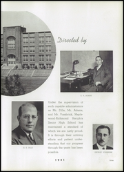 Page 13, 1941 Edition, Maplewood Richmond Heights High School - Maple Leaves Yearbook (Maplewood, MO) online yearbook collection