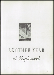 Page 5, 1941 Edition, Maplewood Richmond Heights High School - Maple Leaves Yearbook (Maplewood, MO) online yearbook collection
