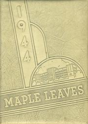 Maplewood Richmond Heights High School - Maple Leaves Yearbook (Maplewood, MO) online yearbook collection, 1944 Edition, Page 1