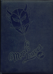 Maplewood Richmond Heights High School - Maple Leaves Yearbook (Maplewood, MO) online yearbook collection, 1946 Edition, Page 1