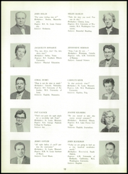 Page 16, 1958 Edition, Maplewood Richmond Heights High School - Maple Leaves Yearbook (Maplewood, MO) online yearbook collection