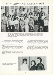 Page 17, 1960 Edition, Maplewood Richmond Heights High School - Maple Leaves Yearbook (Maplewood, MO) online yearbook collection