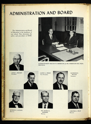 Page 12, 1964 Edition, Maplewood Richmond Heights High School - Maple Leaves Yearbook (Maplewood, MO) online yearbook collection