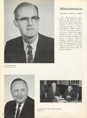 Page 12, 1966 Edition, Maplewood Richmond Heights High School - Maple Leaves Yearbook (Maplewood, MO) online yearbook collection