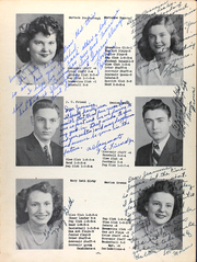 Page 11, 1946 Edition, Blue Springs High School - Campus Cadence Yearbook (Blue Springs, MO) online yearbook collection