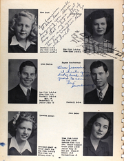 Page 12, 1946 Edition, Blue Springs High School - Campus Cadence Yearbook (Blue Springs, MO) online yearbook collection