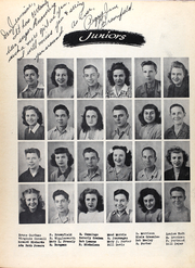 Page 15, 1946 Edition, Blue Springs High School - Campus Cadence Yearbook (Blue Springs, MO) online yearbook collection