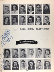 Page 16, 1946 Edition, Blue Springs High School - Campus Cadence Yearbook (Blue Springs, MO) online yearbook collection