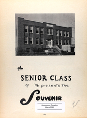Page 5, 1946 Edition, Blue Springs High School - Campus Cadence Yearbook (Blue Springs, MO) online yearbook collection