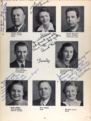 Page 8, 1946 Edition, Blue Springs High School - Campus Cadence Yearbook (Blue Springs, MO) online yearbook collection