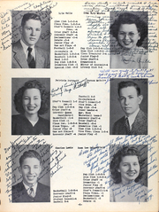 Page 9, 1946 Edition, Blue Springs High School - Campus Cadence Yearbook (Blue Springs, MO) online yearbook collection