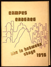 1976 Edition, Blue Springs High School - Campus Cadence Yearbook (Blue Springs, MO)
