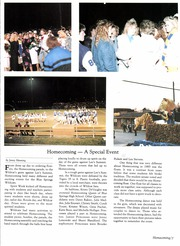 Page 11, 1986 Edition, Blue Springs High School - Campus Cadence Yearbook (Blue Springs, MO) online yearbook collection