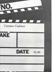 Page 9, 1986 Edition, Blue Springs High School - Campus Cadence Yearbook (Blue Springs, MO) online yearbook collection