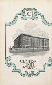Page 14, 1923 Edition, Central High School - Centralian Yearbook (Kansas City, MO) online yearbook collection