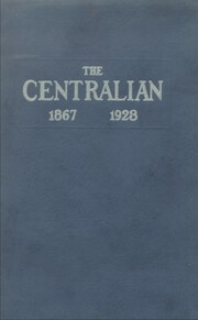 Page 5, 1923 Edition, Central High School - Centralian Yearbook (Kansas City, MO) online yearbook collection
