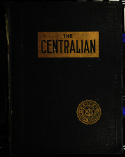 Page 1, 1924 Edition, Central High School - Centralian Yearbook (Kansas City, MO) online yearbook collection