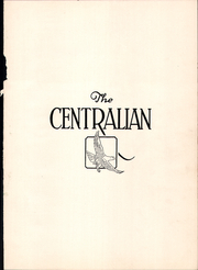 Page 5, 1928 Edition, Central High School - Centralian Yearbook (Kansas City, MO) online yearbook collection