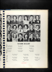 Page 15, 1940 Edition, Central High School - Centralian Yearbook (Kansas City, MO) online yearbook collection