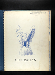 Page 3, 1940 Edition, Central High School - Centralian Yearbook (Kansas City, MO) online yearbook collection