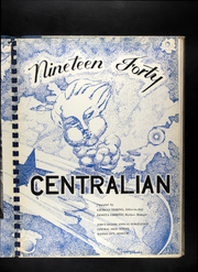 Page 5, 1940 Edition, Central High School - Centralian Yearbook (Kansas City, MO) online yearbook collection