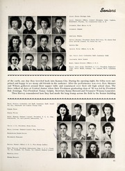 Page 17, 1945 Edition, Central High School - Centralian Yearbook (Kansas City, MO) online yearbook collection