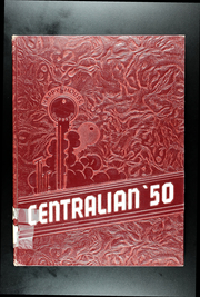 Page 1, 1950 Edition, Central High School - Centralian Yearbook (Kansas City, MO) online yearbook collection
