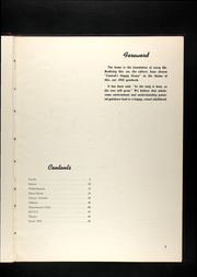Page 7, 1950 Edition, Central High School - Centralian Yearbook (Kansas City, MO) online yearbook collection