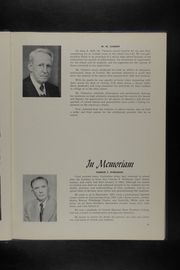 Page 17, 1953 Edition, Central High School - Centralian Yearbook (Kansas City, MO) online yearbook collection