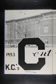 Page 6, 1953 Edition, Central High School - Centralian Yearbook (Kansas City, MO) online yearbook collection