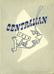 Page 1, 1954 Edition, Central High School - Centralian Yearbook (Kansas City, MO) online yearbook collection