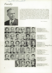 Page 12, 1954 Edition, Central High School - Centralian Yearbook (Kansas City, MO) online yearbook collection