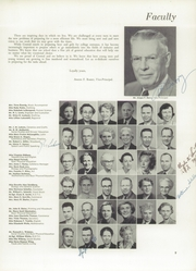 Page 13, 1954 Edition, Central High School - Centralian Yearbook (Kansas City, MO) online yearbook collection