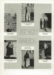 Page 16, 1954 Edition, Central High School - Centralian Yearbook (Kansas City, MO) online yearbook collection