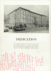 Page 8, 1954 Edition, Central High School - Centralian Yearbook (Kansas City, MO) online yearbook collection