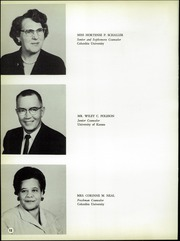 Page 16, 1962 Edition, Central High School - Centralian Yearbook (Kansas City, MO) online yearbook collection