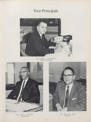 Page 13, 1967 Edition, Central High School - Centralian Yearbook (Kansas City, MO) online yearbook collection