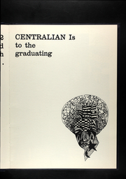 Page 9, 1972 Edition, Central High School - Centralian Yearbook (Kansas City, MO) online yearbook collection