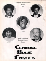 Page 12, 1976 Edition, Central High School - Centralian Yearbook (Kansas City, MO) online yearbook collection