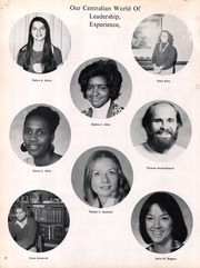 Page 14, 1976 Edition, Central High School - Centralian Yearbook (Kansas City, MO) online yearbook collection