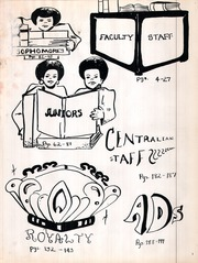 Page 7, 1976 Edition, Central High School - Centralian Yearbook (Kansas City, MO) online yearbook collection
