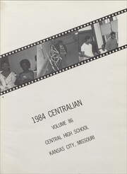 Page 5, 1984 Edition, Central High School - Centralian Yearbook (Kansas City, MO) online yearbook collection