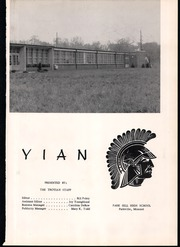 Page 7, 1956 Edition, Park Hill High School - Troyian Yearbook (Kansas City, MO) online yearbook collection