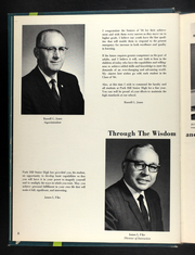 Page 12, 1966 Edition, Park Hill High School - Troyian Yearbook (Kansas City, MO) online yearbook collection