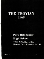 Page 7, 1969 Edition, Park Hill High School - Troyian Yearbook (Kansas City, MO) online yearbook collection