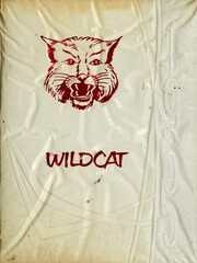 1965 Edition, Dade County High School - Wildcat Yearbook (Trenton, GA)