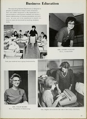Page 15, 1967 Edition, Dade County High School - Wildcat Yearbook (Trenton, GA) online yearbook collection