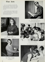 Page 16, 1967 Edition, Dade County High School - Wildcat Yearbook (Trenton, GA) online yearbook collection